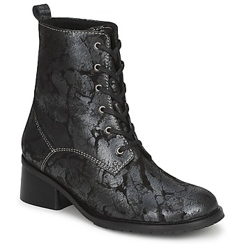 Chaussures Femme Boots Tiggers ROMA Noir