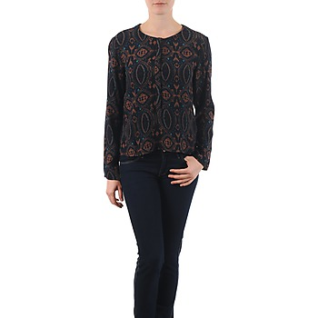 Vêtements Femme Tops / Blouses Antik Batik VEE Noir