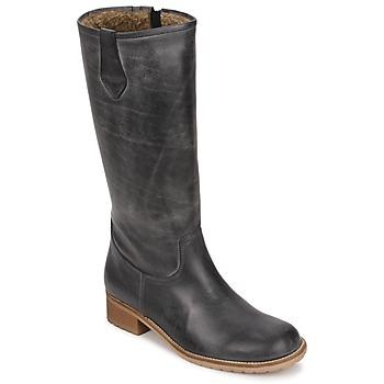Chaussures Femme Bottes ville Jopper JINIDINE Noir