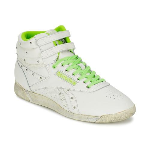 Reebok Sport F/S HI blanc