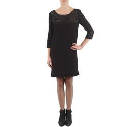 Vêtements Femme Robes courtes Stella Forest ZRO045 Noir