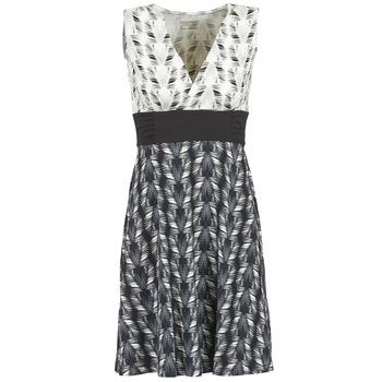 Vêtements Femme Robes courtes Patagonia MARGOT Noir / Blanc