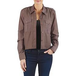 Vêtements Femme Chemises / Chemisiers Brigitte Bardot BB43077 Marron