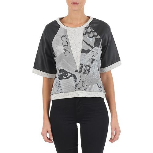Vêtements Femme Sweats Brigitte Bardot BB43025 Gris