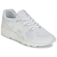 Chaussures Air max tnHomme Baskets basses Asics GEL-KAYANO TRAINER EVO Blanc
