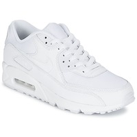 Chaussures Air max tnHomme Baskets basses Nike AIR MAX 90 ESSENTIAL Blanc