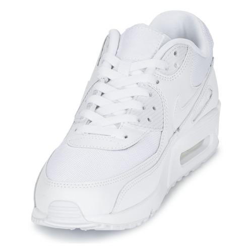 Blanc Essential Nike Air Max 90 HEbD29YWIe
