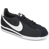Chaussures Air max tnHomme Baskets basses Nike CLASSIC CORTEZ NYLON Noir