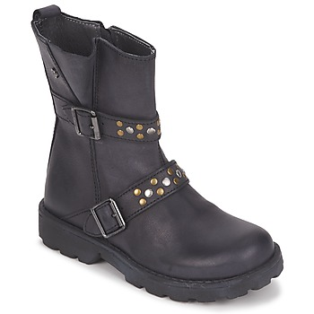 Chaussures Fille Boots Naturino FOCETTE NOIR