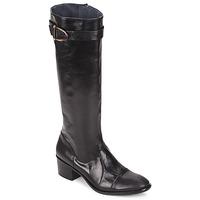 Chaussures Femme Bottes ville Stephane Gontard VERONIQUE NOIR