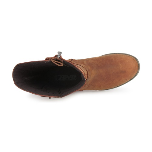 Teva DELAVINA LEATHER Marron