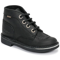 Chaussures Air max tnEnfant Boots Kickers KICK COL Noir