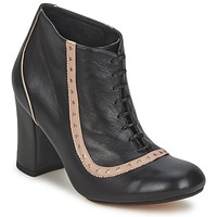 Chaussures Femme Low boots Sarah Chofakian SALUT Noir