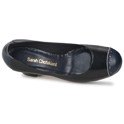 Sarah marine Chofakian Dress Noir Sarah Dress Noir marine Sarah Chofakian mN0w8n
