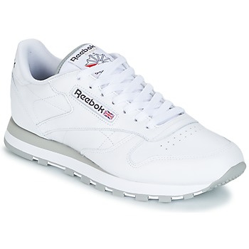 Chaussures Air max tnHomme Baskets basses Reebok Classic CLASSIC LEATHER Blanc