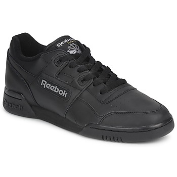 Chaussures Baskets basses Reebok Classic WORKOUT PLUS BLACK