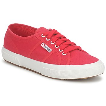 Chaussures Baskets basses Superga 2750 COTU CLASSIC rose