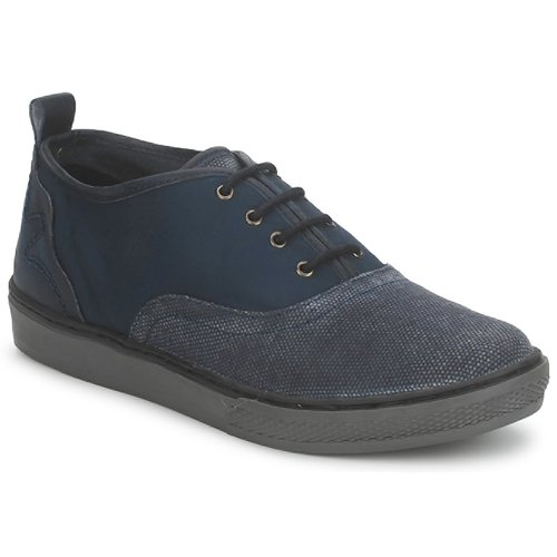 Chaussures Homme Baskets montantes Feud FIGHTER Marine