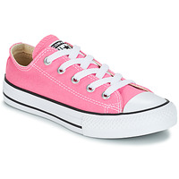 Chaussures Fille Baskets basses Converse CHUCK TAYLOR ALL STAR CORE OX Rose