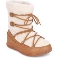 Chaussures Femme Bottes de neige FitFlop SUPERBLIZZ Beige / Marron