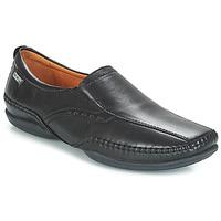 Chaussures Homme Mocassins Pikolinos MENS PUERTO RICO SLIP ON Noir