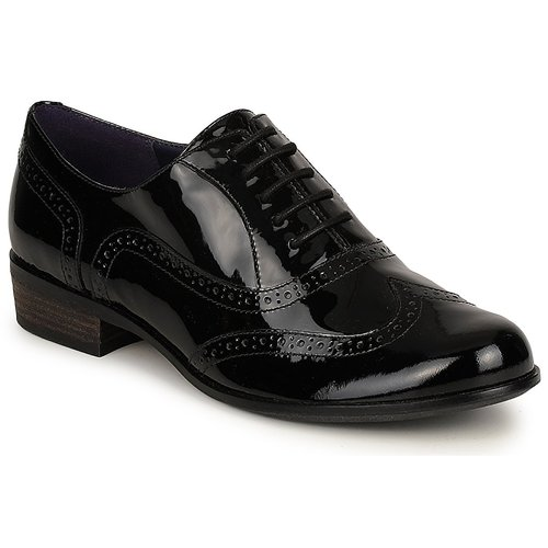 Chaussures Femme Richelieu Clarks HAMBLE OAK Noir
