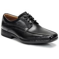 Chaussures Homme Derbies Clarks FRANCIS Noir