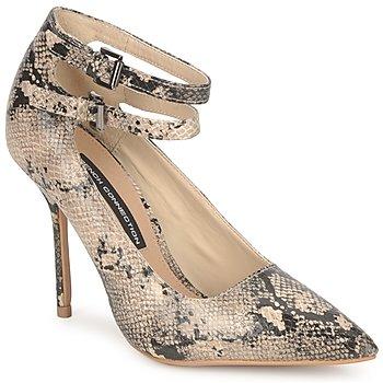 Chaussures Femme Escarpins French Connection JAMELIA Beige