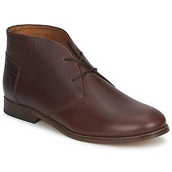 Chaussures Homme Bottines Hudson VIKING 2 BROWN