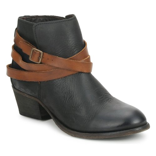 Chaussures Femme Bottines Hudson HORRIGAN Noir