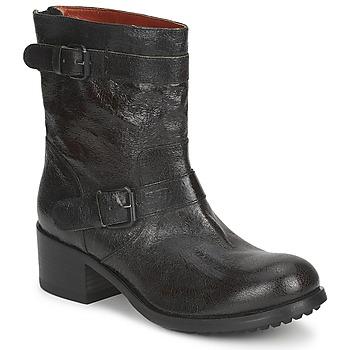 Chaussures Femme Boots Fru.it PINI Kaki