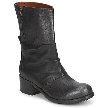 Chaussures Femme Boots Fru.it LEAD Plomb