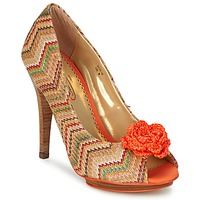 Chaussures Femme Escarpins Poetic Licence All Mixed Up Multicolore