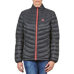 Vêtements Femme Doudounes Salomon Jacket HALO DOWN JACKET W BLACK Noir