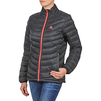 Salomon Jacket HALO DOWN JACKET W BLACK Noir