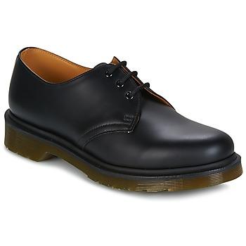 Chaussures Derbies Dr Martens 1461 PW Noir