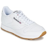 Chaussures Air max tnBaskets basses Reebok Classic CLASSIC LEATHER Blanc