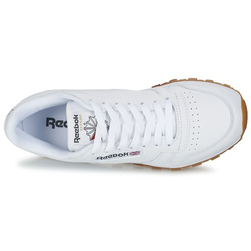Reebok Classic CLASSIC LEATHER Blanc