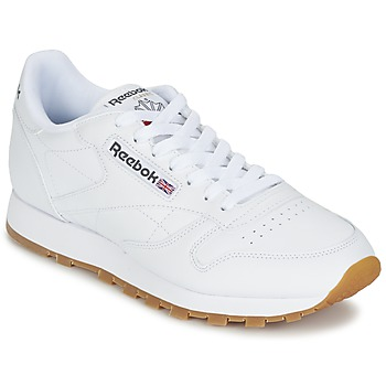 Reebok Classic CLASSIC LEATHER Blanc