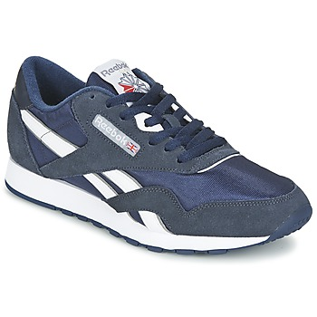 Chaussures Homme Baskets basses Reebok Classic CLASSIC NYLON Bleu