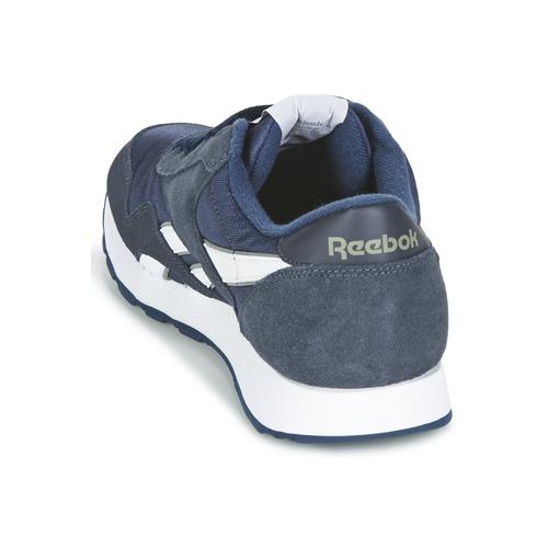 Reebok Classic CLASSIC NYLON Bleu