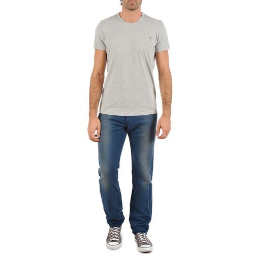 Vêtements Homme Jeans droit Diesel BELTHER TROUSERS Bleu