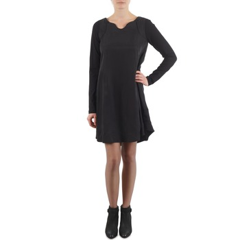 Vêtements Femme Robes courtes Diesel D-LUNA DRESS Noir
