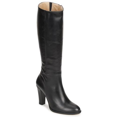 Chaussures Femme Bottes ville Fericelli MAIA Noir