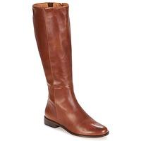 Chaussures Femme Bottes ville Fericelli LUCILLA Camel