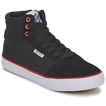 Chaussures Baskets montantes Feiyue A.S HIGH SKATE Noir