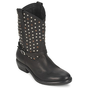 Chaussures Femme Bottes ville Catarina Martins BOOTSI Noir