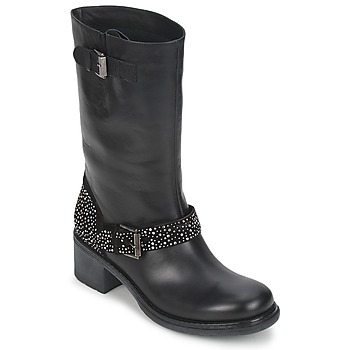 Chaussures Femme Boots Janet Sport CARYFENO Noir