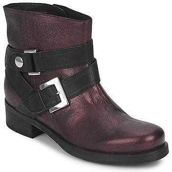 Chaussures Femme Boots Janet&Janet URSUS VAN Bordeaux
