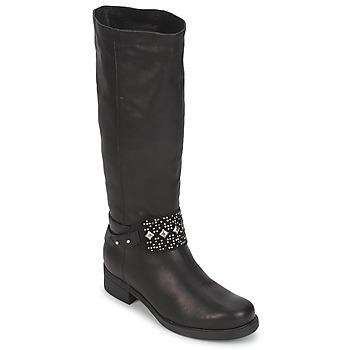 Chaussures Femme Bottes ville Janet&Janet VAN BRADNER Noir